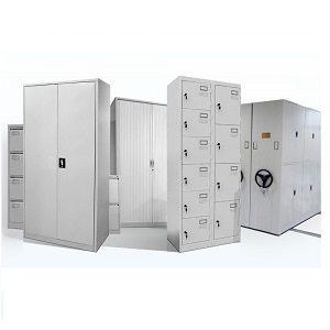 Steel Storage & Furniture
