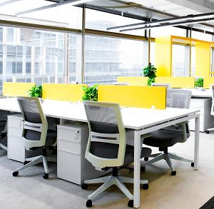 Metal Series Office Tables